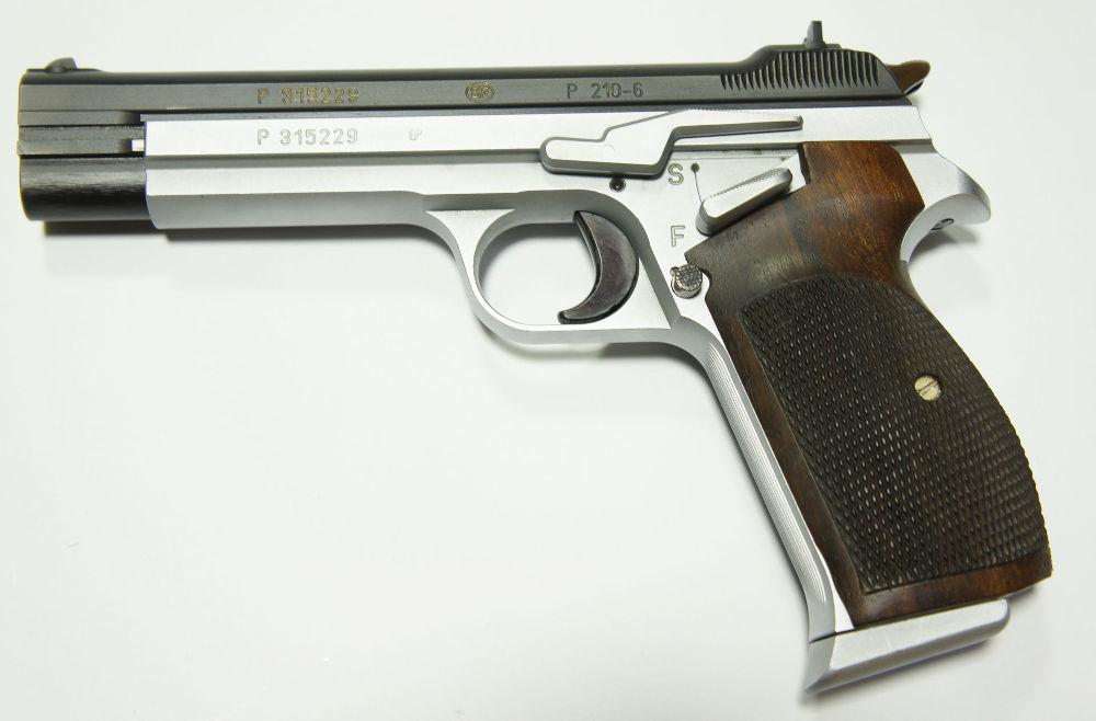 für Sportschützen mit Waffenbesitzkarte: Korth Revolver Sky Marshal Kaliber 9mm Luger