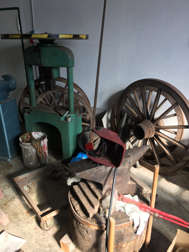 Werkstatt Kanonenbau